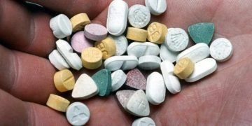 Police issued a warning for high purity pills in circulation