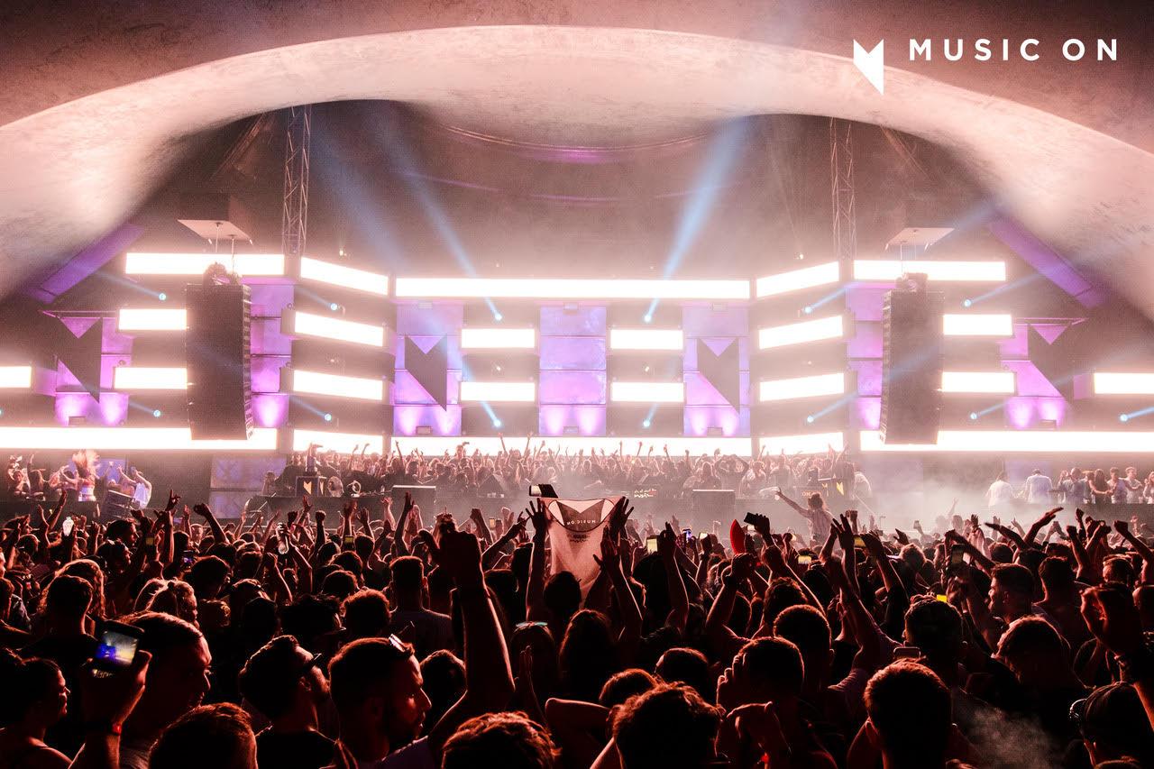 Music On Festival announce 2019 with Marco Carola, Jamie Jones, Loco Dice & Many More
