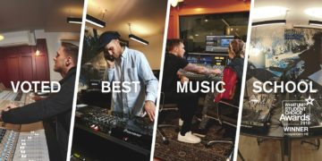 Win A Complete Online Course At Point Blank, The Best Music Production & DJ School