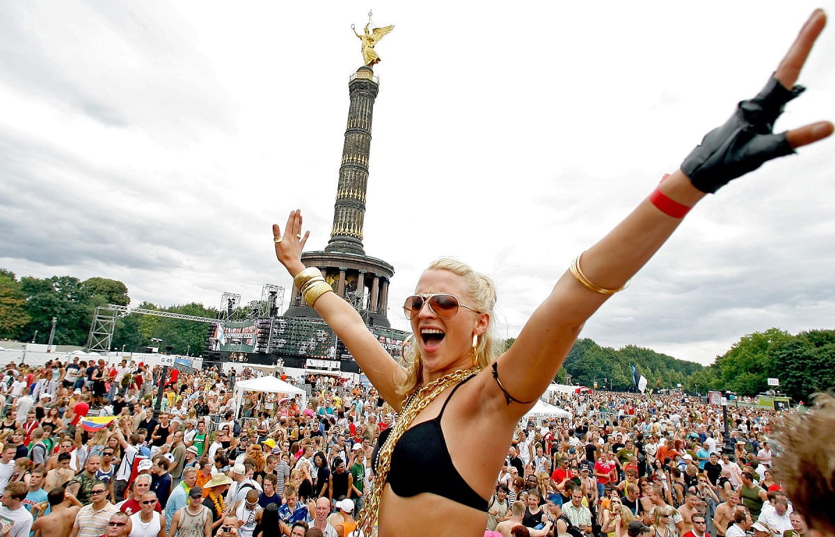 New Version of Love Parade Is Coming To Berlin Next Year – Only Techno