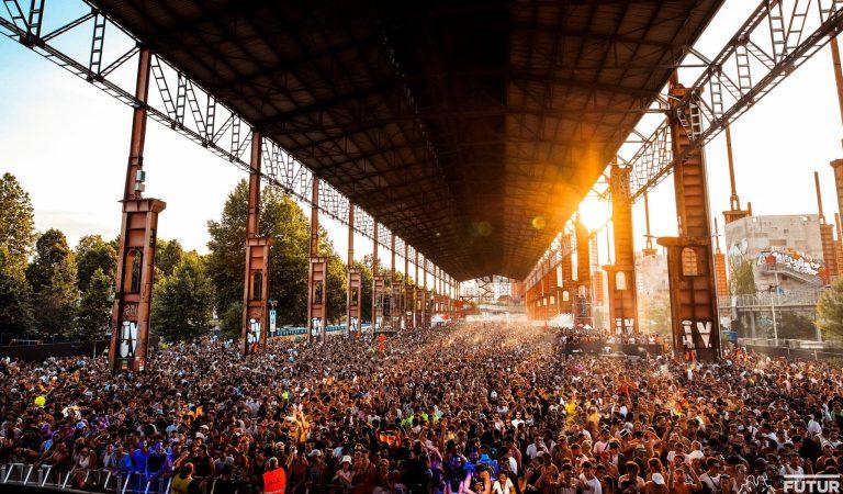 Kappa Futur Festival – Turin's Techno Titan For Greatest Techno