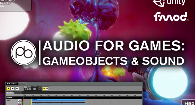Point Blank Shows How to Link GameObjects with Audio Events in FMOD