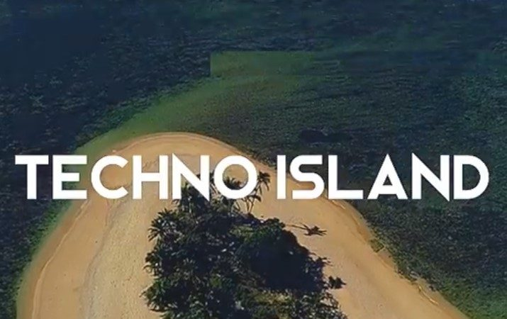Watch: Portax Delivers Techno Live Set From A Deserted Island In The Pacific