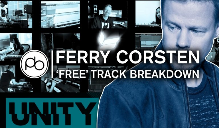 Point Blank Track Breakdown: Ferry Corsten & Trance Unity – 'Free'