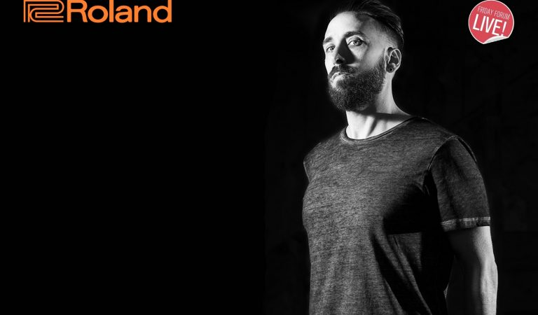 Watch Cristian Varela Deliver a Live Roland DJ Masterclass for Point Blank